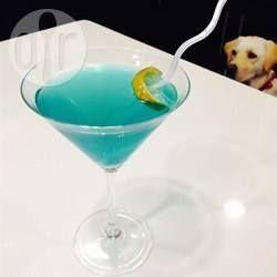 Foto da receita: Margarita azul