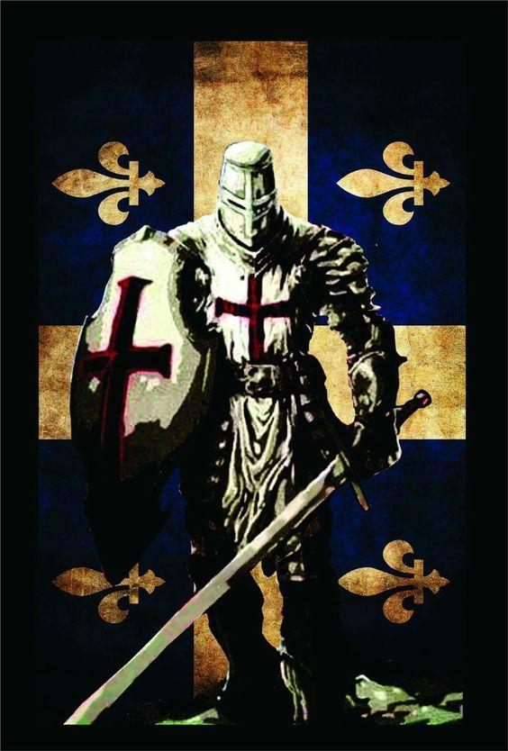 holy knight nackt