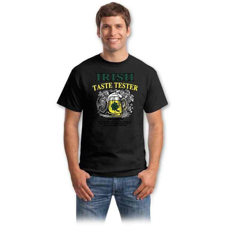 Tricoul beer tester este foarte confortabil si moale la atingere, fiind ideal pentru purtarea zilnica. Acest tricou are aplicat un imprimeu inedit, care ii va impresiona pe toti cei din jur. Cumpara-l conservat la doza de bere si il poti primi acasa in 24 de ore. #cadouripentrubarbati #tricouri #tricouribarbati #cadouritraznite