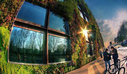 Giardini Verticali: Moda, Segno di un'Epoca o Simbolo di un'Architettura Sostenibile Possibile
