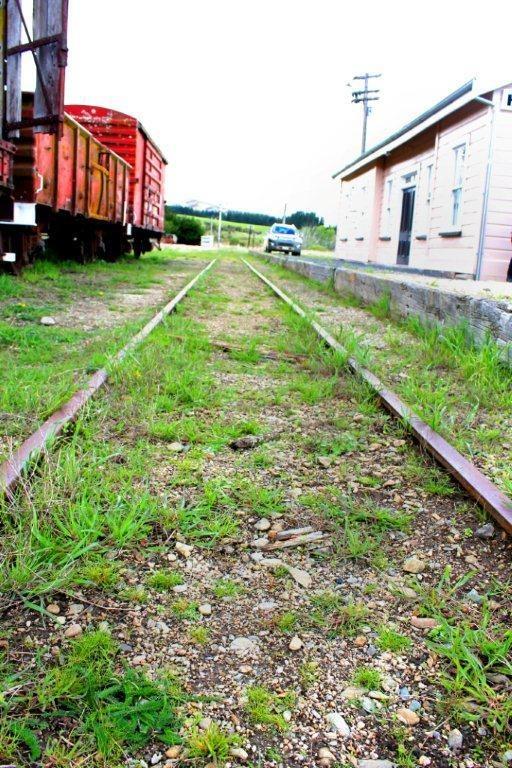 Hyde on the Otago Central Rail Trail