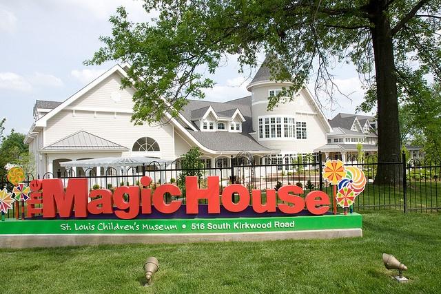 St. Louis: The Magic House