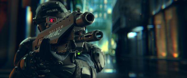 Cyberpunk Final 2