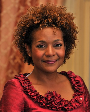 Michaëlle Jean 55 - former Governor General of Canada (27th) made history as the first governor general from the Caribbean (she's originally from Haiti) and the first Black Canadian woman governor general.