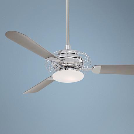 50 best kitchen fan images on pinterest kitchen fan blankets and 52 acero polished nickel ceiling fan aloadofball Images