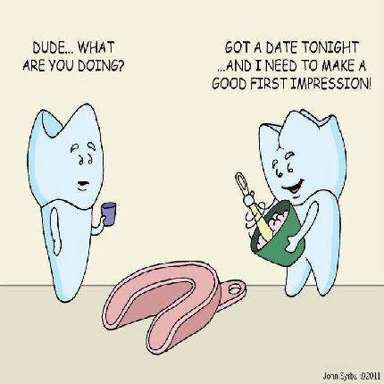 Orthodontic Humor #LoudounOrthodontics www.loudounorthodontics.com