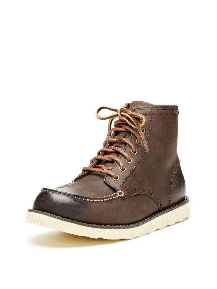 Eastland Shoe Company Leather Ankle Boots