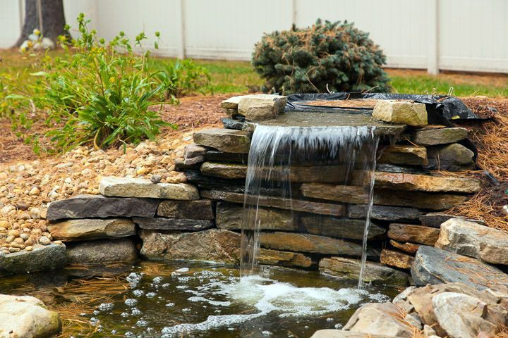 Real Home Inspiration Outdoor Water Features For Sale Brisbane To Inspire You Water Features In The Garden Backyard Water Feature Diy Backyard Water Feature