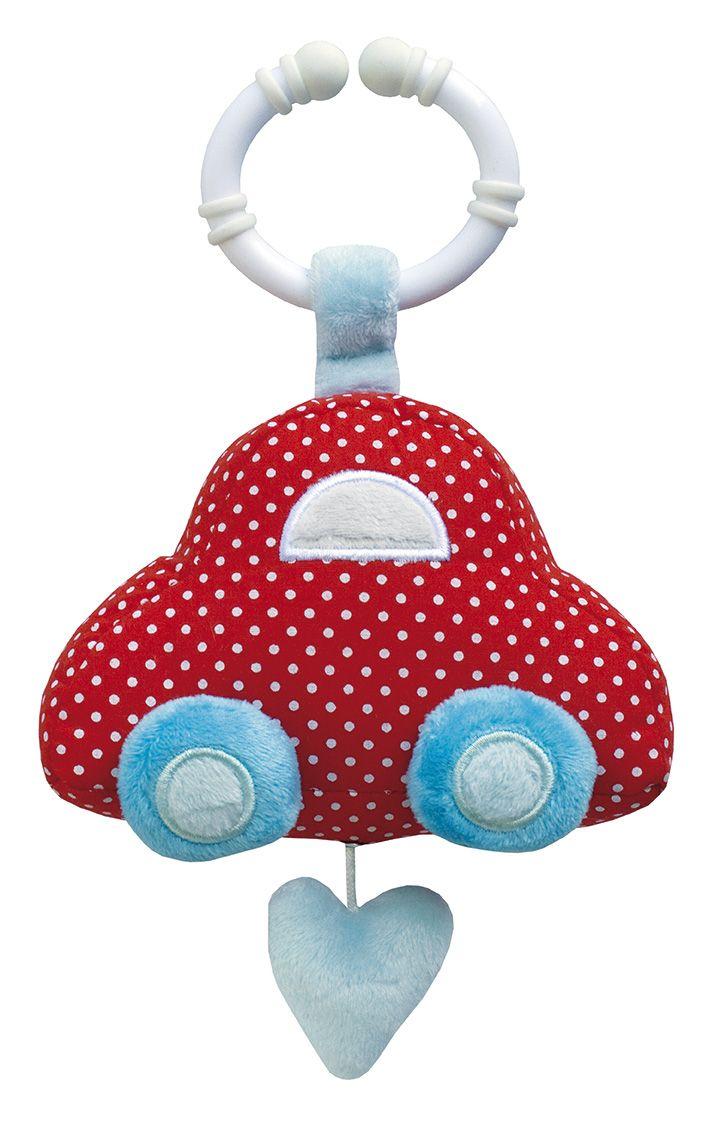 I Stens barnrum - Den här fina speldosan från Jabadabado hänger antingen vid sängen, i babygymet eller i barnvagnen. Gåva från farfar och Eva.