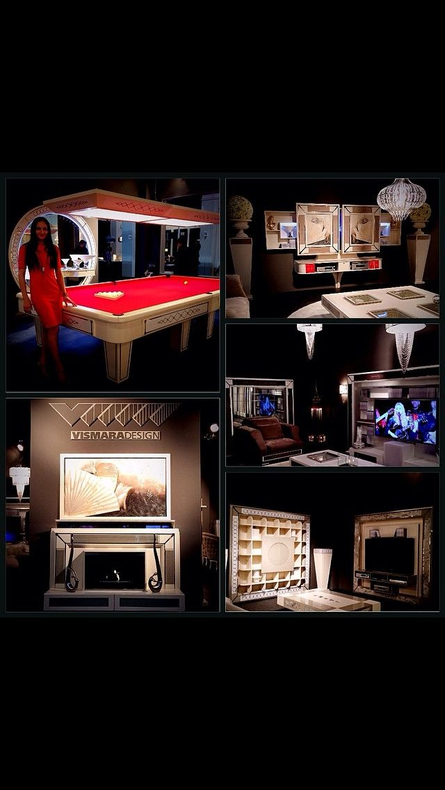 """Luxury furniture in Classic contemporary style new collection from Vismara Design """"Desire collection"""""""