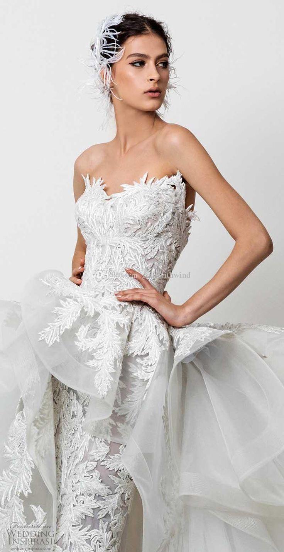 17 best ideas about peplum wedding dress on pinterest for Peplum dresses for weddings