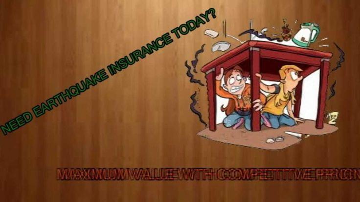 California Earthquake Insurance Online - Visit us at www.HDAinsurance.com