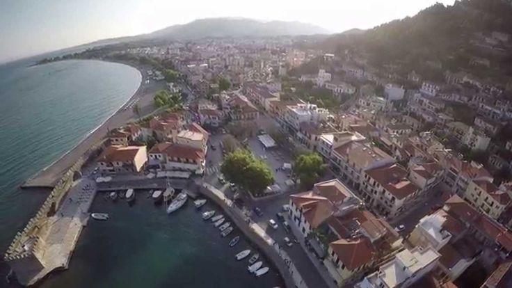 Ναύπακτος - Nafpaktos | Aerial Video