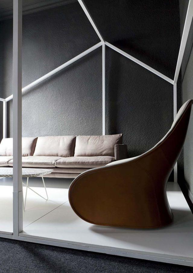 Maison Domus A Nimes Retrospective Sur Design Italien Zanotta Mobilier De Salon Design Italien Maison