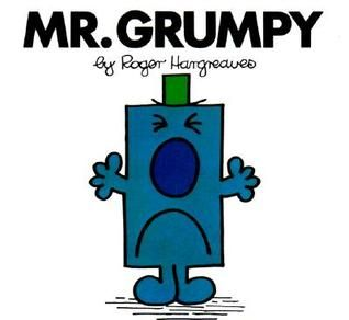 Mr. Grumpy! Who remembers these books?