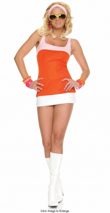 Costumes -**SALE Mod Gogo Girl Costume starting at $12.95