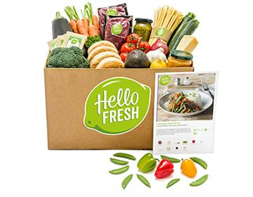 HelloFresh delivers weekly recipes and fresh ingredients straight to your doorstep, so you can cook delicious, quick, and healthy meals at home.