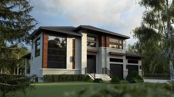 Maison Moderne Revetement Exterieur Recherche Google Houses Architecture Pinterest Ricerca