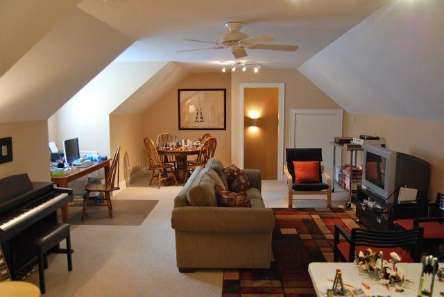 12 Unique Bonus Room Ideas For Your Home Small Room Design