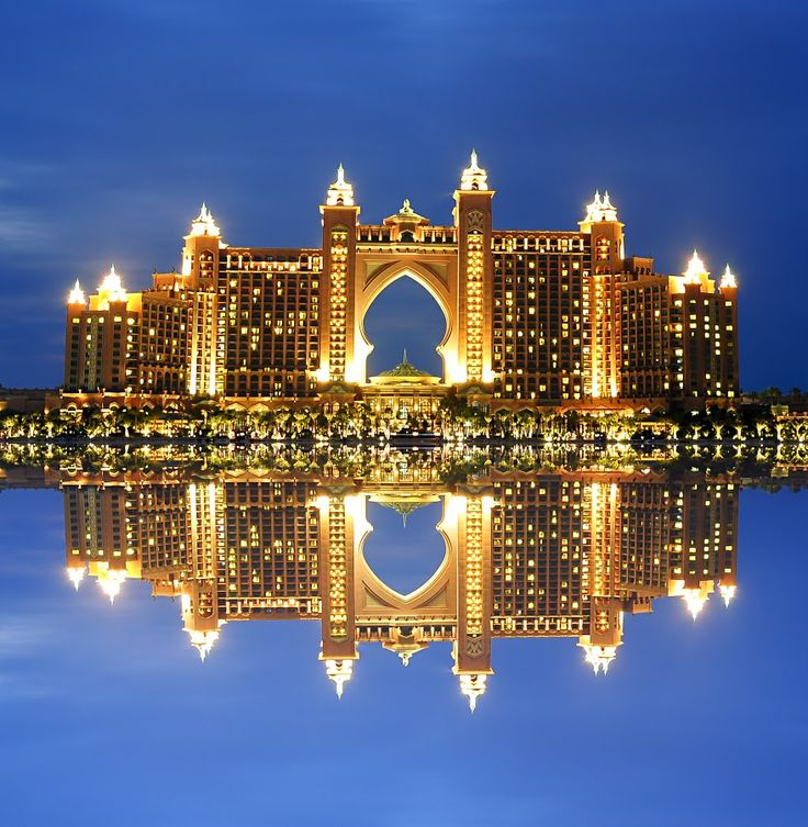Atlantis The Palm http://www.atlantis.com/ Photo by JBern Eugenio http://jberneugenio.deviantart.com/art/Atlantis-Palace-Dubai-United-Arab-Emirates-378855878  #Repin by https://www.kensington-bespoke.uk - Bringing the #chic and #style of #Kensington High Street direct to your home.