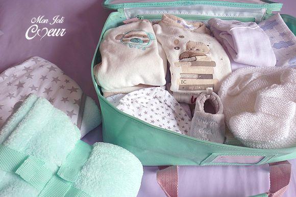 Mon Joli Coeur: Que mettre dans sa Valise pour la Maternité ? Tout pour la mere et le nouveau ne
