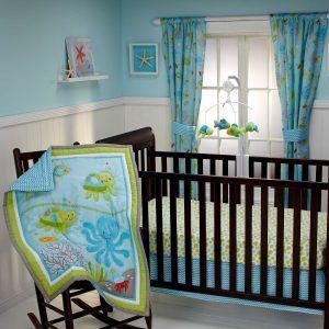 Tropical Baby Bedding Ocean