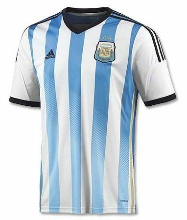Argentina Jersey Brasil 2014
