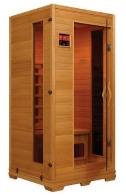 SAUNA - this would really help my horrible cold right now