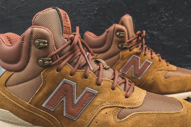 new balance-mrh996 green/brown