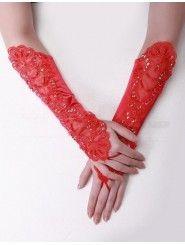 Fingerless Bridal Gloves 006