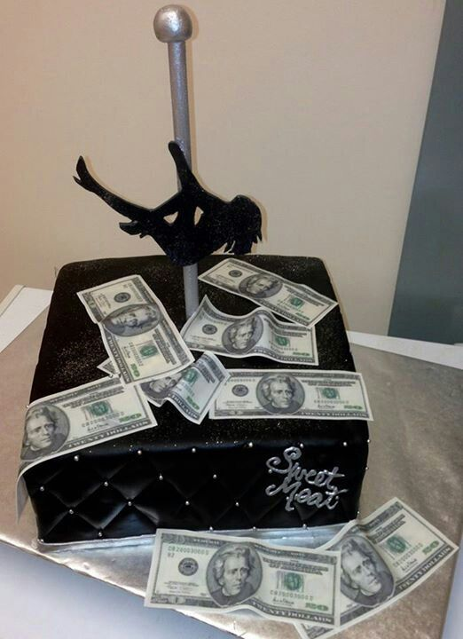10 Best Strippers Cakes Images On Pinterest