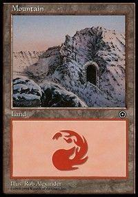 Mountain (159), Magic, Portal Second Age