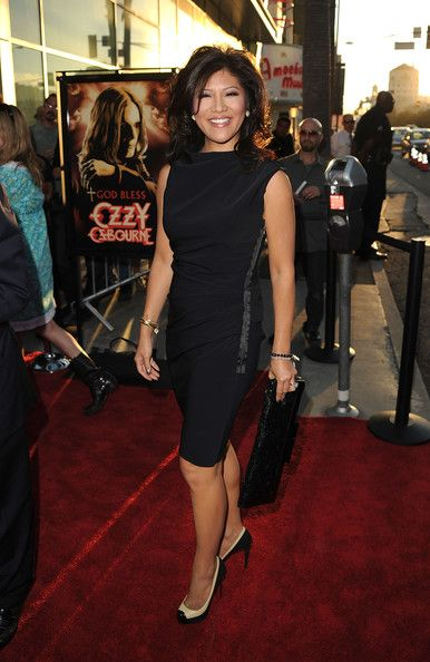 """Julie Chen - Screening Of """"God Bless Ozzy Osbourne"""" To Benefit The Musicares Map Fund - Arrivals"""