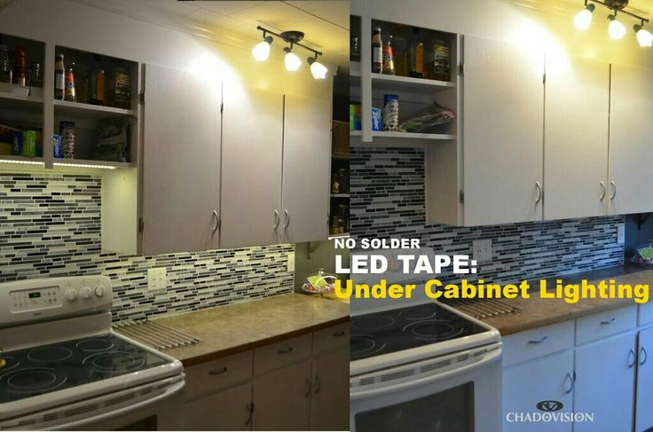 Pin By D Page On Renovation Do S Under Cabinet Lighting