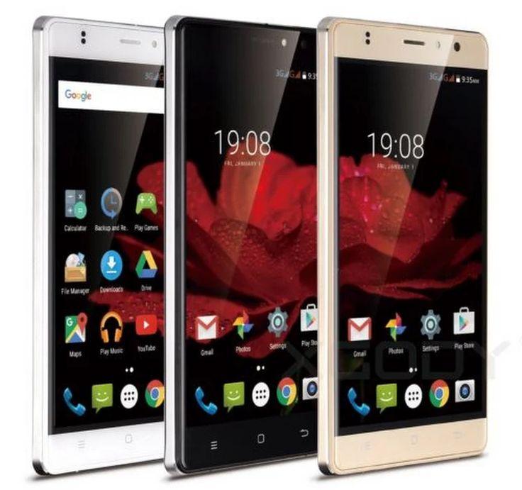"Fingerabdruck 8GB 5.5"" Handy Vertrag Ohne Android 6.0 Smartphone 4Core+2SIM 3G"