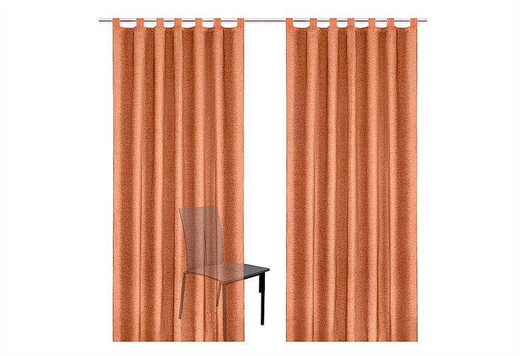 die besten 25 transparente gardinen ideen auf pinterest. Black Bedroom Furniture Sets. Home Design Ideas