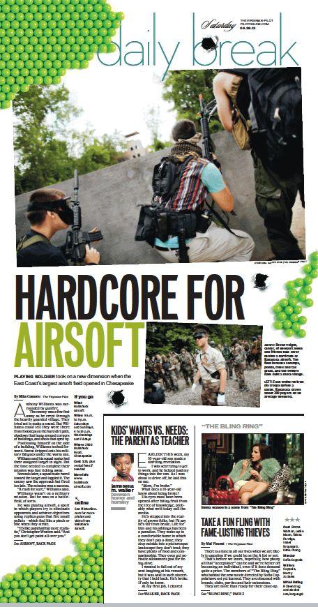 The Daily Break, June 29, 2013.