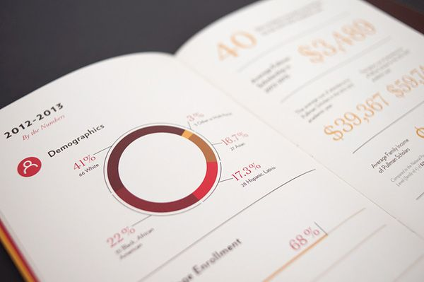George M. Pullman Foundation Annual Report — Designspiration
