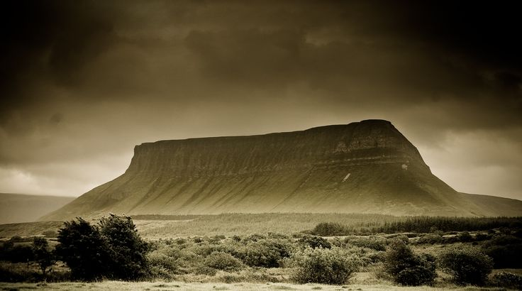 Mount Benbulben, County Sligo
