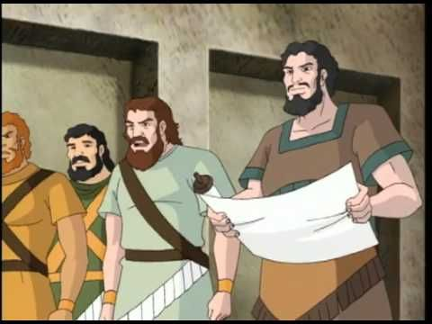 Bible Stories - Old Testament_ The Tower of Babel - YouTube