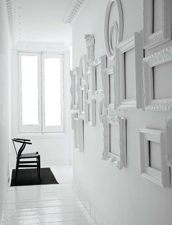 Bekijk 'Fotolijst muur' op Woontrendz ♥ Dagelijks woontrends ontdekken en wooninspiratie opdoen!