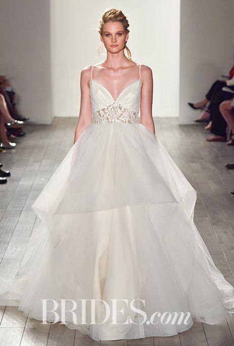 Brides: Blush by Hayley Paige Wedding Dresses - Fall 2017 - Bridal Fashion Week