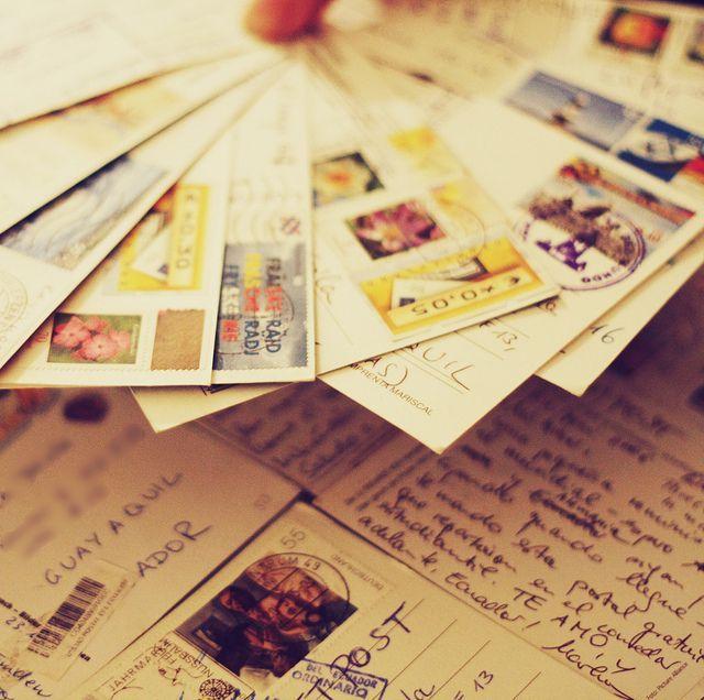 Weltweite Portokosten: MyPostcard vs. traditionelle Postkarte - MyPostcard Blog