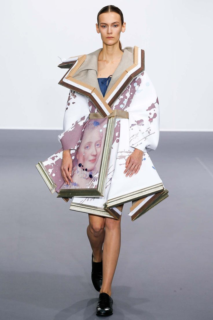 Viktor & Rolf Fall 2015 Couture - Collection - Gallery - Style.com