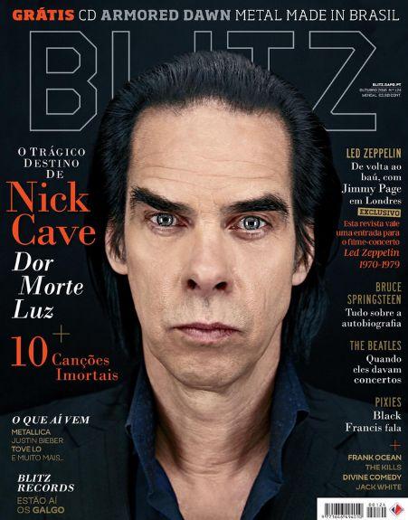 Para os leitores que gostam de música pop contemporânea, aí está a edição de outubro da Blitz. Os motivos para leitura são muitos e daí à audição vai um ápice de tempo. Já disponível na secção de periódicos.