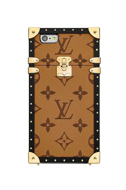 ルイ・ヴィトン新作iPhoneケース「EYE TRUNK」、トランク作りのDNAを生かしたデザイン | ファッションプレス