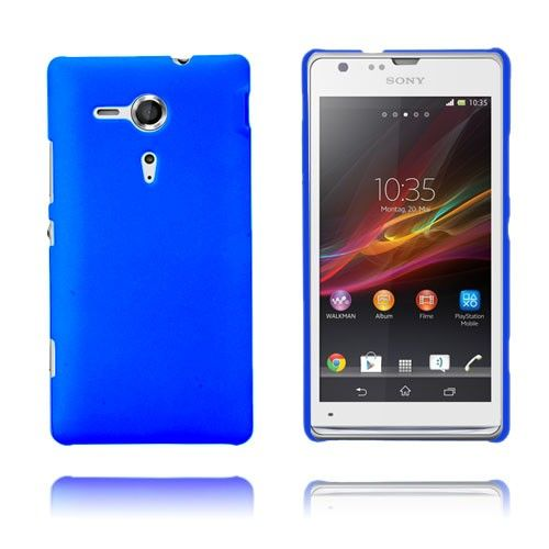 Hard Case (Blå) Sony Xperia SP Case