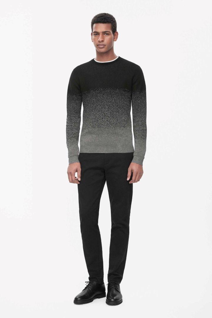 COS | Degrade jacquard jumper