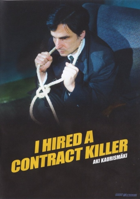 Aki Kaurismäki - I Hired a Contract Killer (1990) full https://www.youtube.com/watch?v=KjygPemSMbU  http://www.guardian.co.uk/film/2012/apr/04/aki-kaurismaki-le-havre-interview