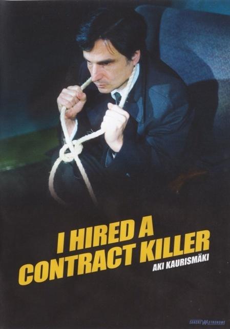 Aki Kaurismäki - I Hired a Contract Killer (1990) full https://www.youtube.com/watch?v=KjygPemSMbU  http://www.guardian.co.uk/film/2012/apr/04/aki-kaurismaki-le-havre-interview